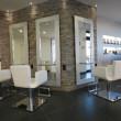Оформление дизайна интерьера салона красоты