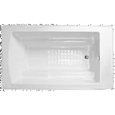 """Акриловая ванна """"Salvadore 170"""" (Пустая)"""