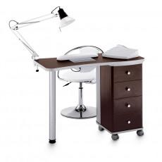 "Маникюрный стол ""204 LX W"""