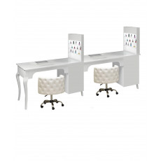 """Двойной маникюрный стол """"505"""""""