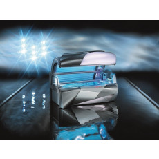 """Горизонтальный солярий """"ERGOLINE PRESTIGE 1100-S dynamic power"""""""
