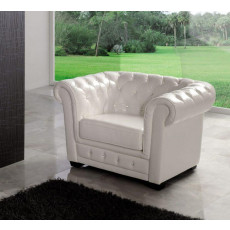 "Кресло ""Dupen SF-24-1S White"""
