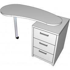 "Маникюрный стол ""Fan"""