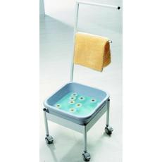 """Мобильная ванночка для ног пластиковая """"Ionto Blue"""""""