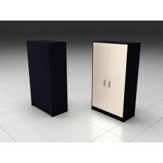 Шкаф 2 секции для Нейл-бара