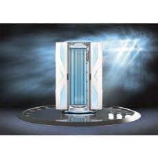 """Вертикальный солярий """"Ergoline Sunrise 7200 (48 ламп по 180W)"""""""
