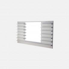 """Зеркало с полочками для лаков """"Accantonare"""""""
