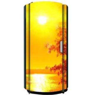 """Вертикальный солярий  """"SUN-M 42x100 (OPTIMUM)"""""""